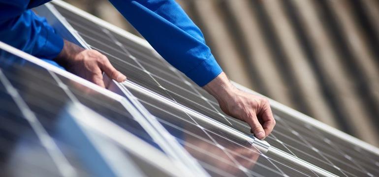Монтаж і запуск сонячних електростанцій