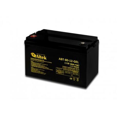 Акумулятор Altek ABT-80-12-GEL ABT-80-12-GEL
