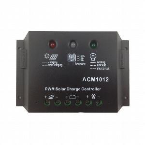 Контролер АCM1012, 10A, 12V/24V USB