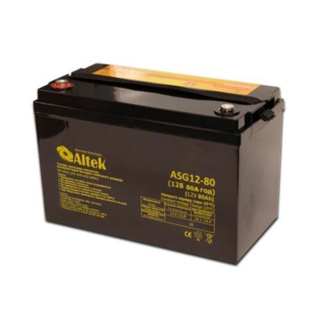 Акумулятор Altek ASG12-80 GEL ASG12-80 GEL