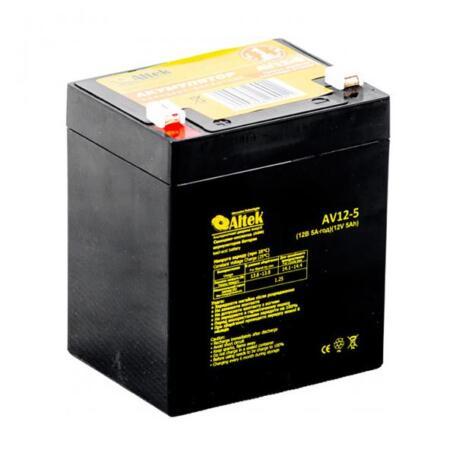 Акумулятор Altek AV12-5 AGM AV12-5 AGM