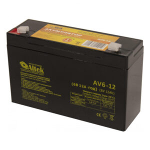 AV6-12 AGM