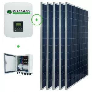 Комплект сонячної електростанції Станция на 10 кВт