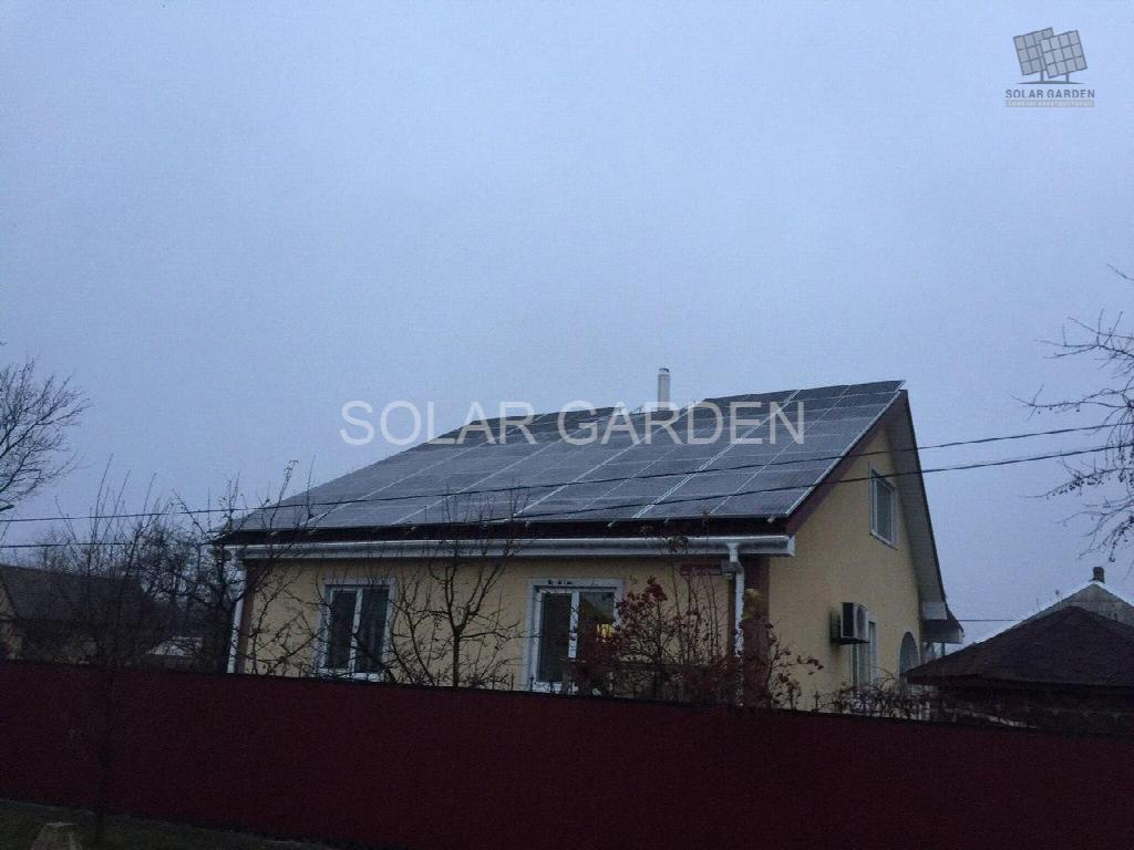 Сонячна електростанція 39 кВт