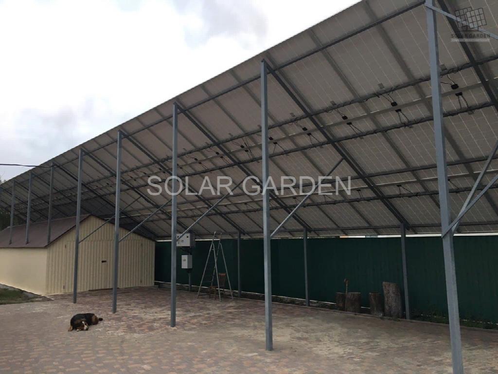 Сонячна електростанція 32 кВт