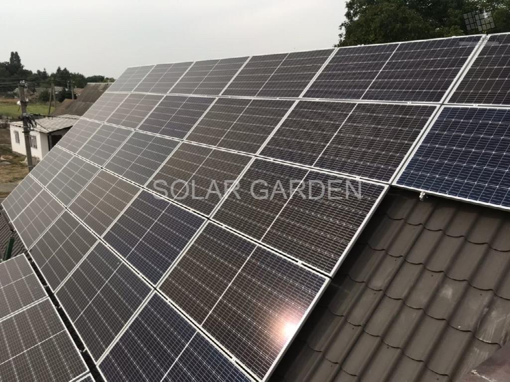 Сонячна електростанція 37 кВт