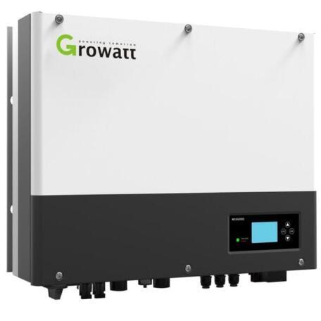 Гібридний інвертор Growatt SPH 5000 BL-UP
