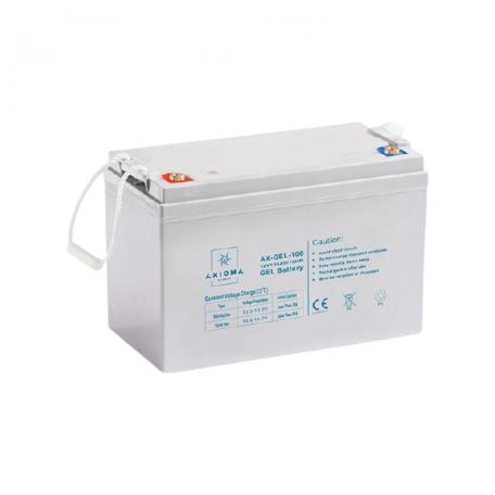 Акумулятор AXIOMA energy 12В 100Ач, AX-GEL-100 Гелевий АКБ 12В 100Ач, AX-GEL-100