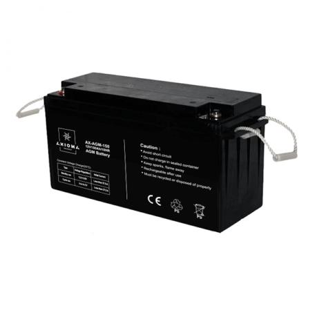 Акумулятор AXIOMA energy AGM 12В 150Ач, AX-AGM-150 AGM 12В 150Ач, AX-AGM-150
