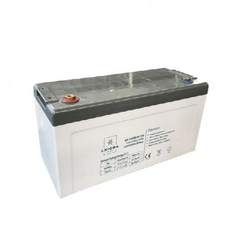 Акумулятор AXIOMA energy AX-Carbon-100, 100Ач 12В AX-Carbon-100, 100Ач 12В
