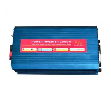 Автономний інвертор Power Inverter NV-P 2000Вт 24-220 NV-P 2000Вт 24-220