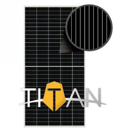 Сонячна панель RSM150-8-505M Risen 9BB 210mm, TITAN Сонячна панель RSM150-8-505M Risen 9BB 210mm, TITAN