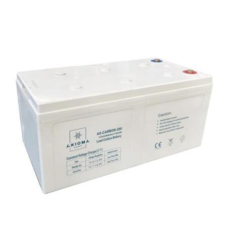 Аккумулятор AXIOMA energy AX-CARBON-200, 12В 200Ач Аккумулятор AXIOMA energy AX-CARBON-200