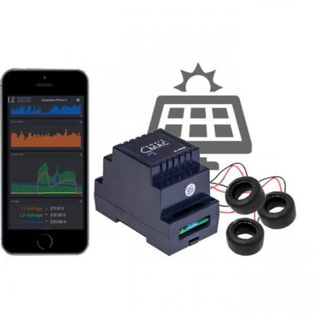 Енергомонітор smart-MAC D103-12 Енергомонітор D103-12