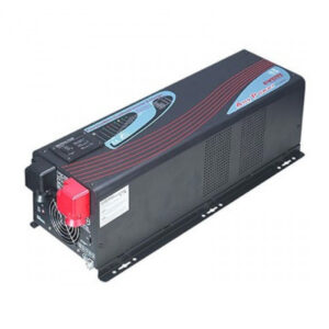 Гибридный ИБП+стабилизатор 2000Вт 24В + MPPT контроллер 60А 12/24В, APSV 2000W/24V