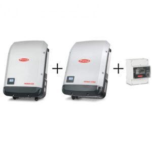 Комплект инверторов ECO 27.0-3-S + SYMO 3.0-3-М Light+ Smart Meter