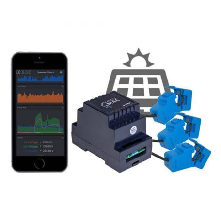 Енергомонітор smart-MAC D103-22 Енергомонітор D103-22