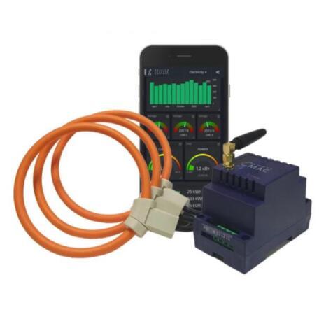 Енергомонітор smart-MAC D103-R10 Енергомонітор D103-R10