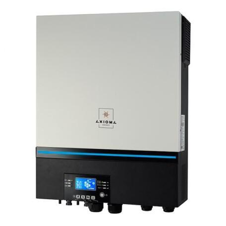 Гібридний ДБЖ 7200Вт, 48В + 2 MPPT на 8кВт, ISMPPT BFP 7200 Гибридный ИБП 7200Вт, 48В + 2 MPPT на  8кВт, ISMPPT BFP 7200