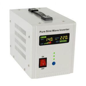 Гібридний ДБЖ+стабілізатор 800ВА/500Вт/12В, AXEN.IA-800VA