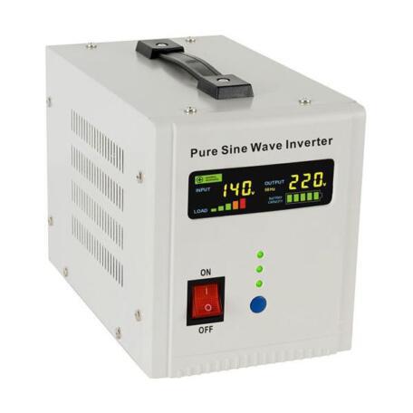 Гібридний ДБЖ+стабілізатор Гибридный ИБП+стабилизатор 800ВА/500Вт/12В, AXEN.IA-800VA