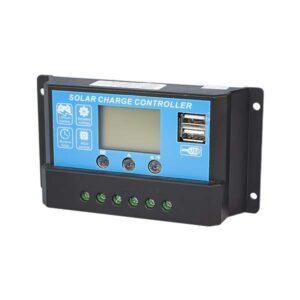 Контроллер заряда 20А 12/24В+USB DY2024