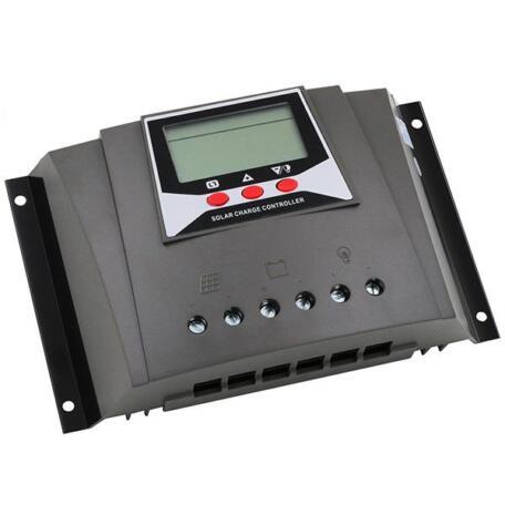 Контролер заряду 60А 12/24В PWM WP6024D Контролер заряду 60А 12/24В PWM WP6024D