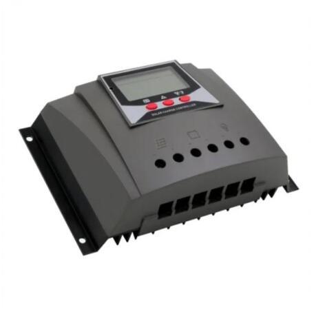 Контролер заряду 80А 12/24/48В PWM WP8048 Контролер заряду 80А 12/24/48В PWM WP8048