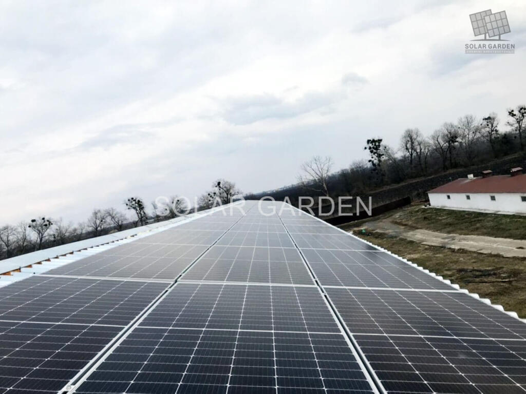 Сонячна електростанція 55 кВт