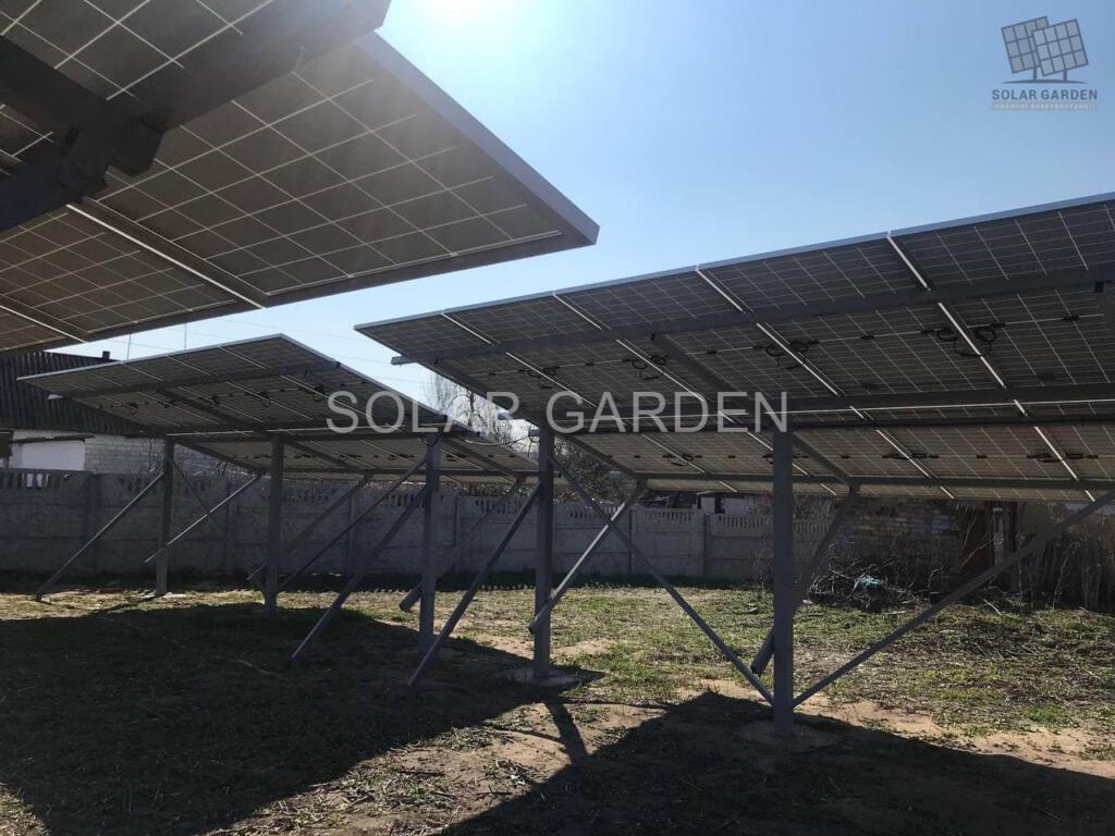 Сонячна електростанція 35 кВт