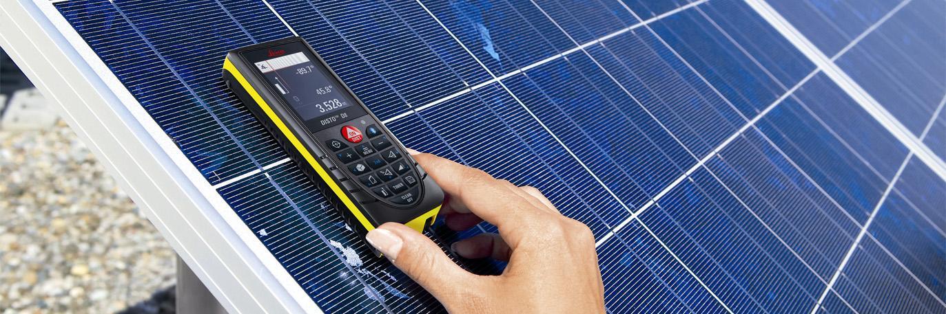 угол установки солнечных панелей