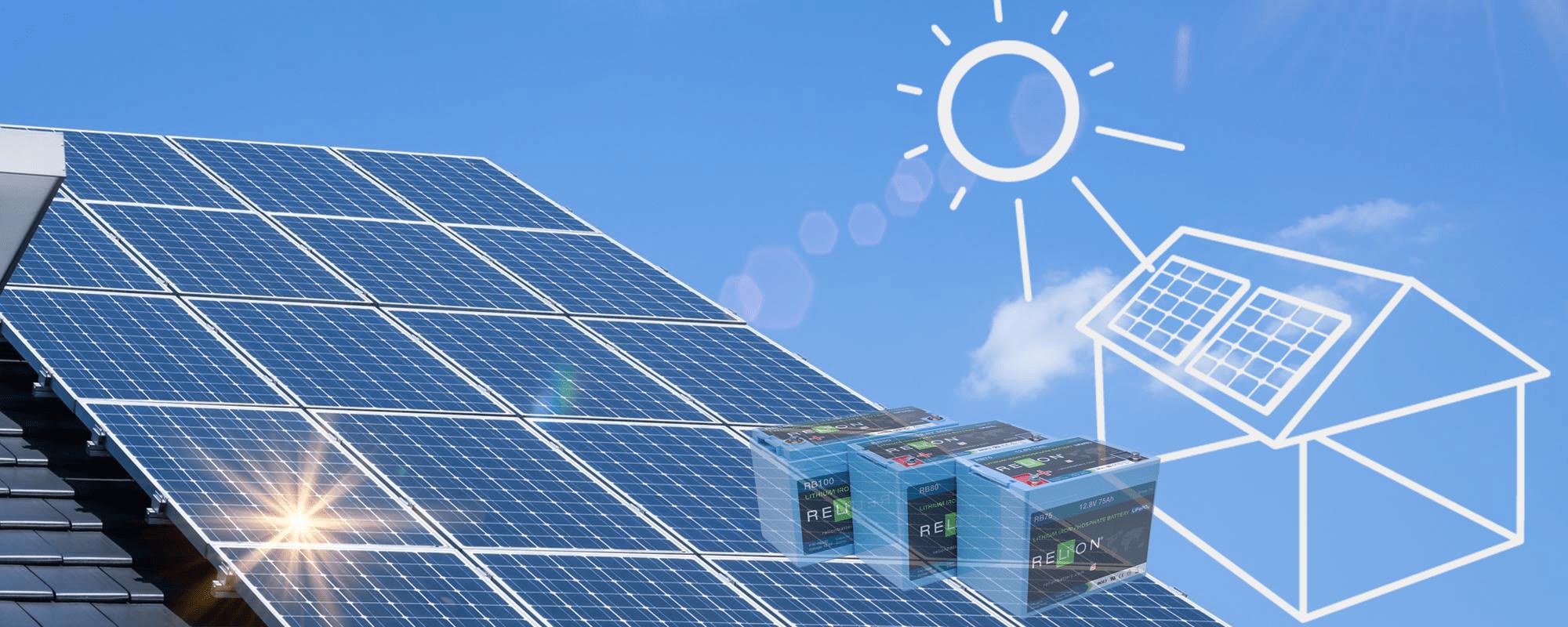 акумулятор для сонячних батарей