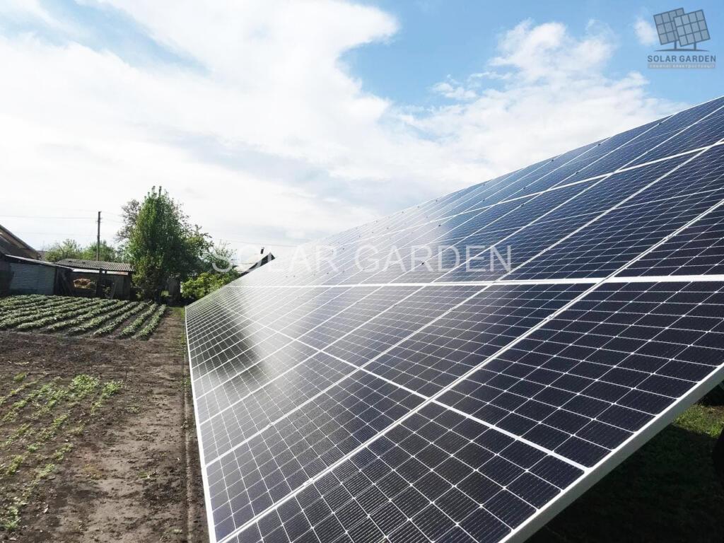 Сонячна електростанція 36 кВт