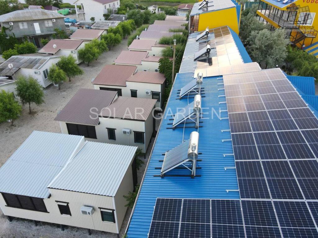 Сонячна електростанція 60 кВт