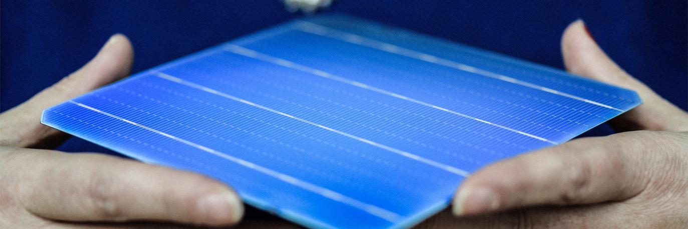 из чего состоит солнечная батарея