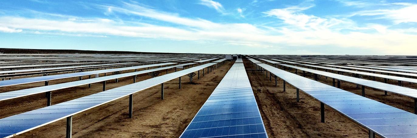 Действующие солнечные электростанции в Украине