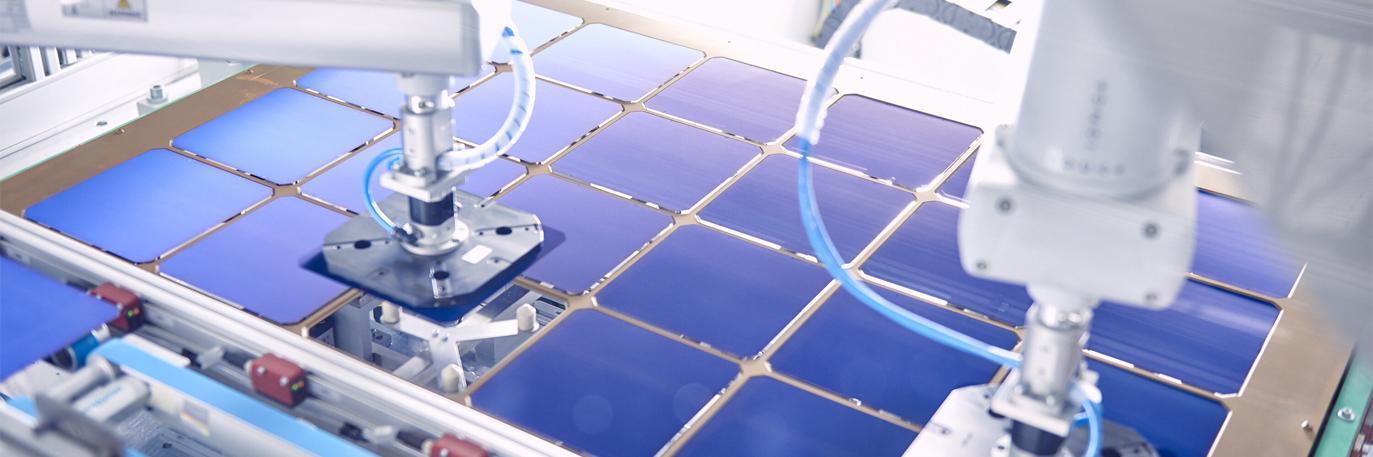 Из чего делают солнечные батареи