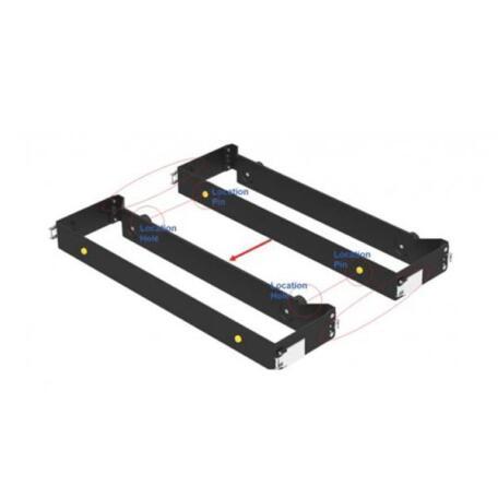 Рамка для монтажу акумулятора Pylontech US2000B Plus Рамка для монтажа аккумулятора Pylontech US2000B Plus