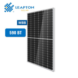 Солнечная панель Leapton 182M78/590 Half Cell