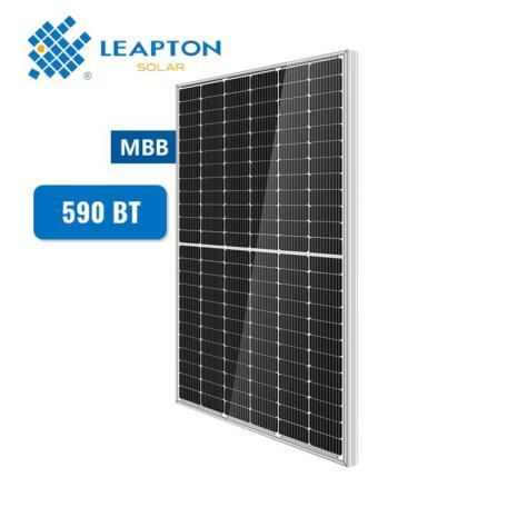 Сонячна панель Leapton 182M78/590 Half Cell Сонячна панель Leapton 182M78/590 Half Cell