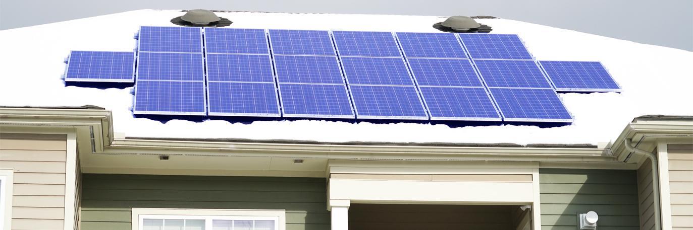 солнечные панели для отопления частного дома