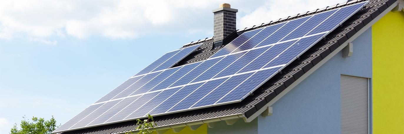 Сонячні батареї для опалення будинку