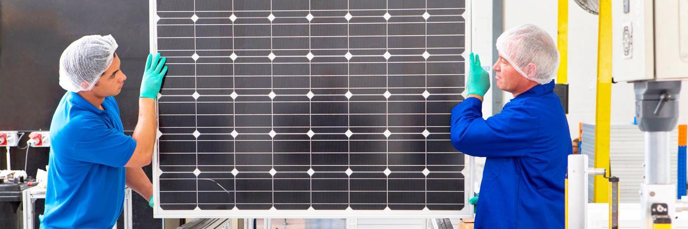 солнечные батареи мировые производители