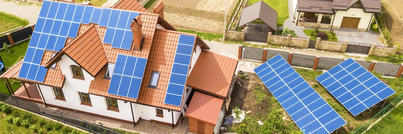 Сонячні батареї для опалення та гарячої води